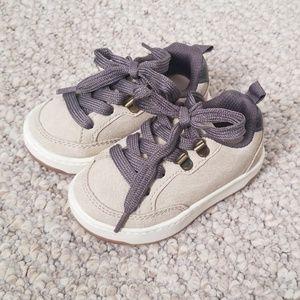 Carter's baby boy gym shoe